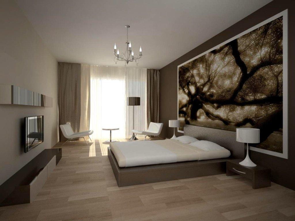 современный минимализм в интерьере квартиры