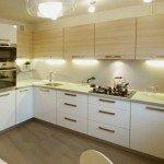 дизайн угловой кухни 10 кв м фото