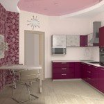 угловые кухни 10 кв м фото