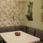 дизайн кухни 11 кв м с диваном