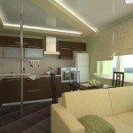 дизайн кухонь 12 кв м фото