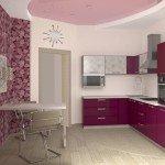 дизайн угловой кухни 12 кв м фото