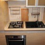 дизайн кухни 5 кв метров фото