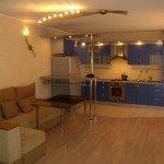 варианты дизайна квартиры студии