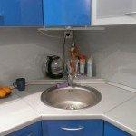 дизайн маленькой кухни в хрущевке фото