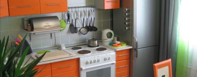 дизайн кухни хрущевки фото
