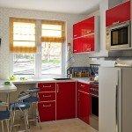 как обустроить маленькую кухню в хрущевке фото