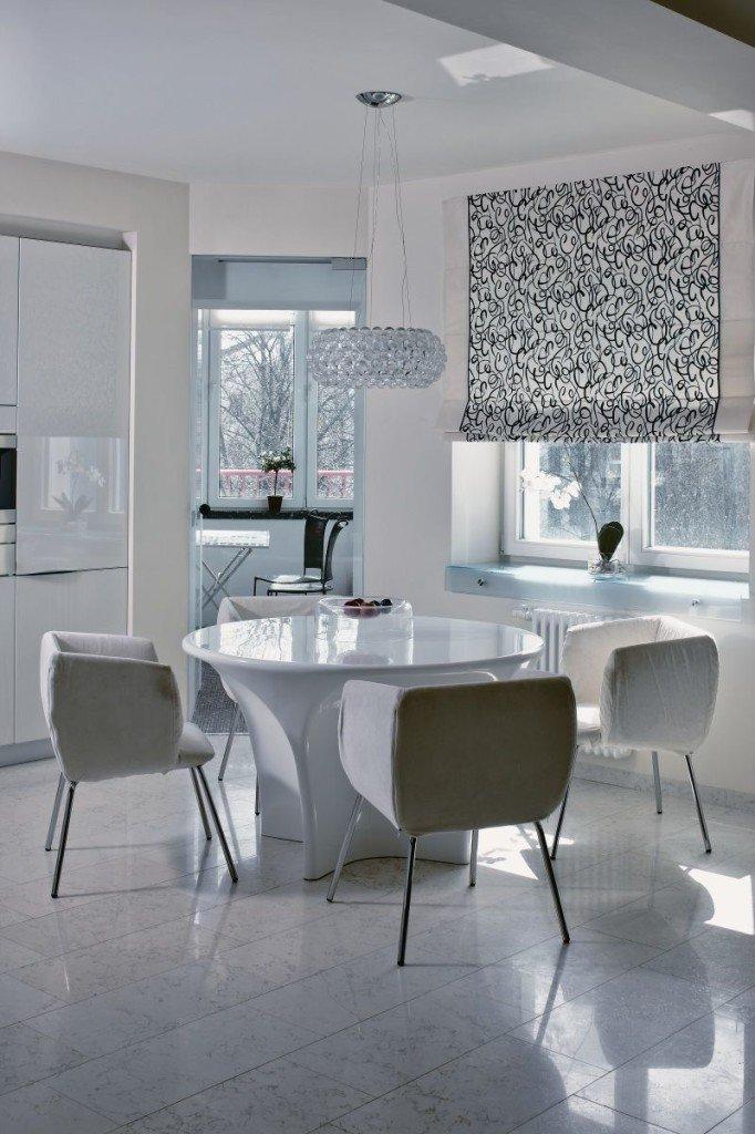 дизайн штор для кухни белого цвета фото срок приема