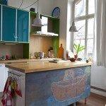 идеи для кухни 14 кв м фото