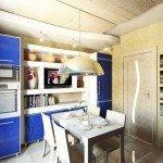 интерьер кухни 15 кв м фото