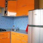 дизайн маленькой кухни 7 кв м фото