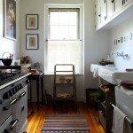 небольшие кухни фото