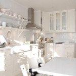 фото кухни икеа в интерьере