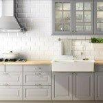 кухни икеа фото в интерьере