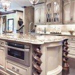 белая кухня классика фото