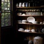 интерьер кухни в деревенском стиле фото