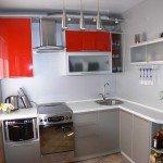 фото угловых кухонь в квартирах
