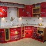 кухни маленькие угловые фото