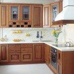 кухни угловые маленькие фото