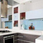 кухня п образная фото