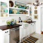 фото прямых кухонь