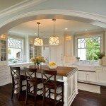 арки на кухню фото