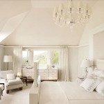 белые спальни фото