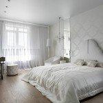 дизайн белой спальни фото