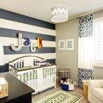 интерьер детской комнаты для мальчика фото