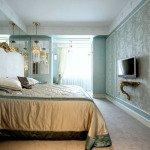 классические спальни фото