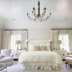 дизайн классической спальни фото