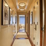 потолок в коридоре фото
