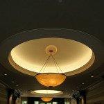 дизайнерские потолки из гипсокартона фото