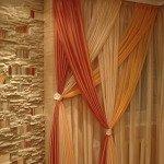 шторы в гостиной фото