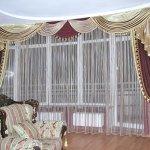 шторы в зал