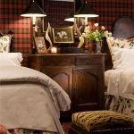 интерьер спальни в частном доме фото