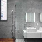 ванные комнаты с душевой кабиной фото