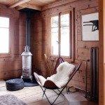 красивые интерьеры деревянных домов фото