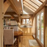 интерьеры деревянного дома