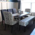 интерьер гостиной столовой фото