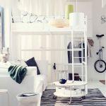интерьеры однокомнатных квартир фото