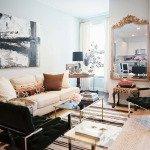 дизайны зала в квартире