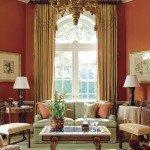 гостиная классический стиль