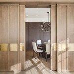 раздвижные двери в интерьере фото