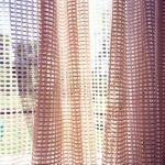 шторы нити в интерьере фото