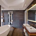 современный дизайн ванных комнат фото