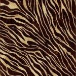 тигровые обои в интерьере
