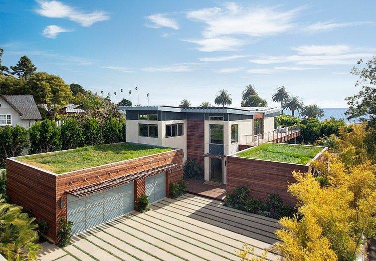 Beautiful-Green-Home
