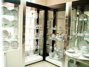 оборудование для магазина посуды