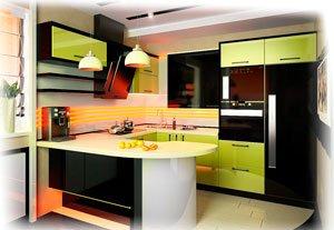 хитрости кухонного дизайна